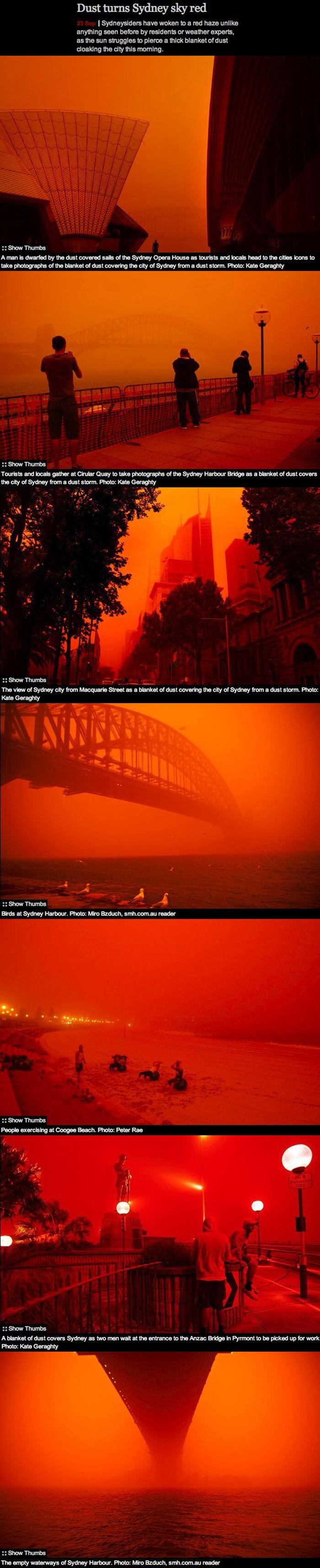 Red-haze